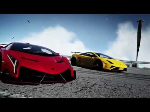 Driveclub's Lamborghini Expansion Coming This Month