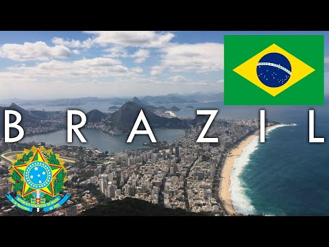 Brazil - Nation States of Earth #4