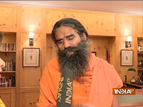 As Patanjali goes online, Baba Ramdev targets MNCs in India