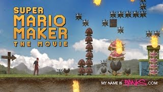 Super Mario Maker In Real Life (Live Action Parody) - YouTube