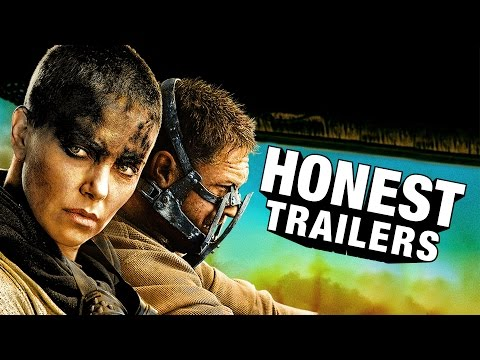 Honest Trailers Mad Max Fury Road