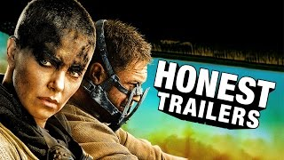 Video Honest Trailers - Mad Max: Fury Road MP3, 3GP, MP4, WEBM, AVI, FLV April 2018