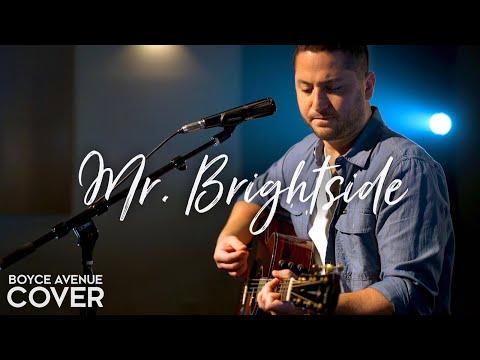 "The Killers  ""Mr. Brightside"" Cover by Boyce Avenue"