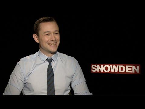 SNOWDEN interviews - Joseph Gordon-Levitt, Shailene Woodley, Oliver Stone, Scott Eastwood, Quinto