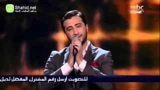 Arab Idol -الأداء - عبد الكريم حمدان - سلم عليها