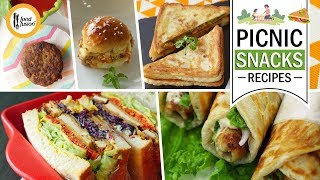 Picnic Snacks - Recipes By Food Fusion