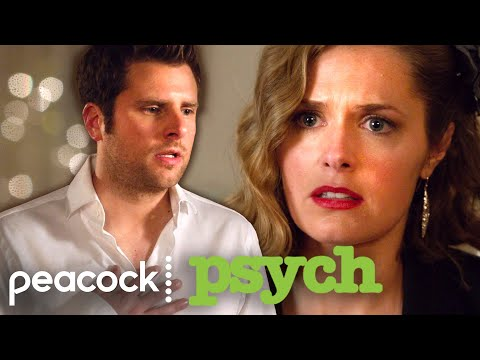 Shawn's Secret is Out | Psych