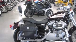 10. 2005 Harley-Davidson Sportster 1200 Roadster @ iMotorsports 9761
