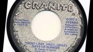 Tex Williams  -- Those Lazy, Hazy, Crazy Days Of Summer