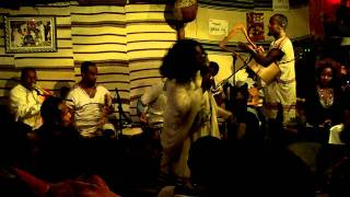 Ethiocolor Band With The Legendary Enkutatash Singer, Zeritu @ Fendika,
