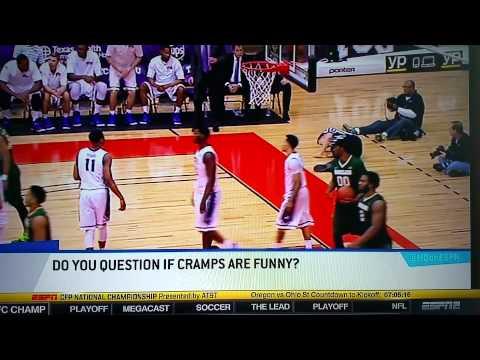 Basketball Referee Cramps Funny