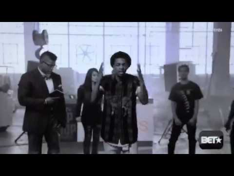 David Banner Spits Knowledge To The Masses On The 2014 Bet Hip Hop Awards Cypher