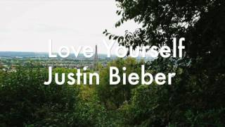 audio video Love Yourself - Justin BieberPlease comment if you want a lyrics video of this song!►follow us on twitter: https://twitter.com/Summer_Lyrics1►follow us on instagram: https://instagram.com/summer_lyrics_/