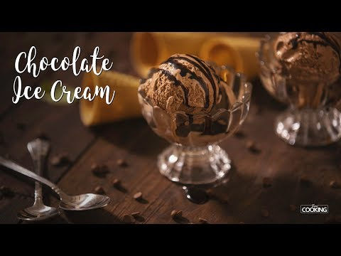 Chocolate Ice Cream | Ice Cream Recipes