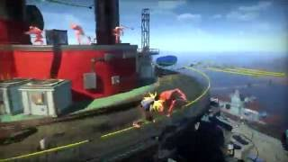 SDCC 14: Hands-On - Sunset Overdrive - Editorial Report by GameTrailers