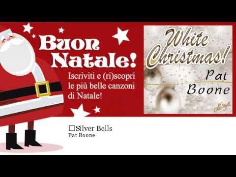 Tekst piosenki Pat Boone - Silver Bells po polsku
