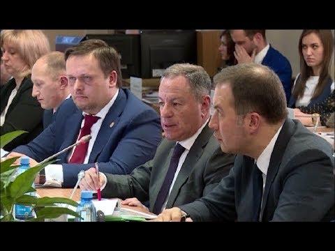 В Великом Новгороде проходит выездная сессия «Корпорации по поддержке малого и среднего предпринимательства»