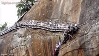 Sigiriya Sri Lanka  City new picture : Sigiriya steps 1200, Lion Rock Sri Lanka HD