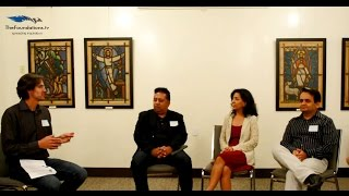 Gauri Chandna shares her journey at Krosslink networking event