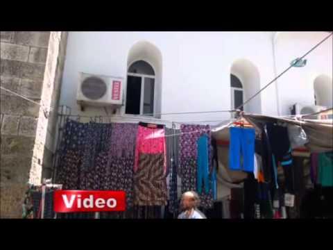 Cami soyan hırsız kameralara yakalandı