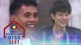 Video PBB OTSO List: The funny tandem of Fumiya and Yamyam in Pinoy Big Brother MP3, 3GP, MP4, WEBM, AVI, FLV April 2019