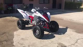 9. 2018 Yamaha Raptor 700r Special Edition -- Banshee Boyz Unlimited