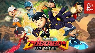 Boboiboy The Movie    Exclusive   Full Hd