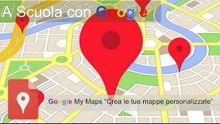 Video tutorial che illustra come realizzare mappe personalizzate e a più livelli con Google My Maps da impiegare in ambito educativo e propone alcuni possibili ...