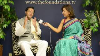 Dr Shankar Abhyankar on The Foundations TV