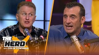 Michael Rapaport comments on OBJ trade rumors, believes Lakers will make the NBA playoffs   THE HERD