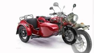 8. 2012 Ural Gear-Up 750 Features