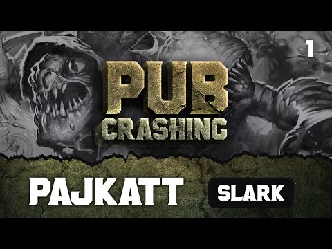 Pubs Crashing: Pajkatt on Slark vol.1
