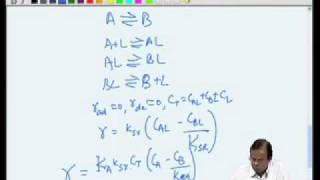 Mod-03 Lec-15 Catalytic Reactions-Kinetics