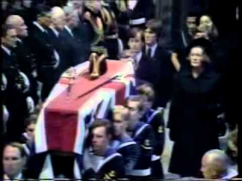 The Ceremonial Funeral of Lord Louis Mountbatten of Burma (видео)