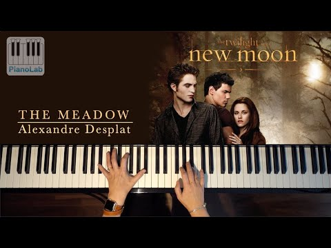 The Meadow - Alexandre Desplat - From The Twilight Saga New Moon