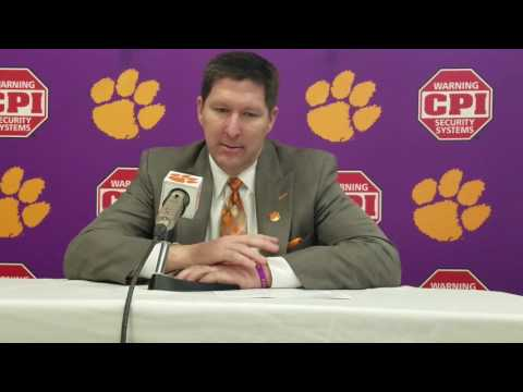 Brad Brownell post Florida State