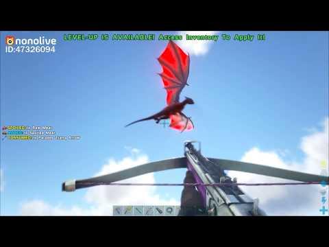 ARK: Gaia Mod #4 - Dẫn Cả Team Cưỡi Chó Sói Đi Bắt Rồng - Thời lượng: 1 giờ, 48 phút.