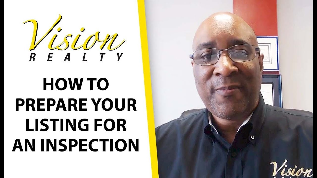 Sellers: Here's How to Prepare for a Home Inspection