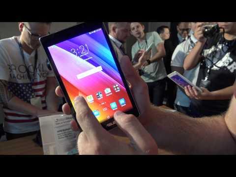 Asus Zenpad 7 Hands On [4K UHD]