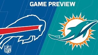 Bills vs. Dolphins (Week 7 Preview) | Move the Sticks | NFL by NFL