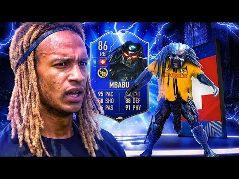 THE BEST TOTS VALUE SBC?! 86 TEAM OF THE SEASON MBABU PLAYER REVIEW! FIFA 19 Ultimate Team