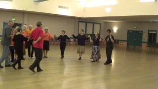 POLOMJENA RUZA Broken Rose Serbian Dance @ 2013 San Diego Folk Dance Workshop