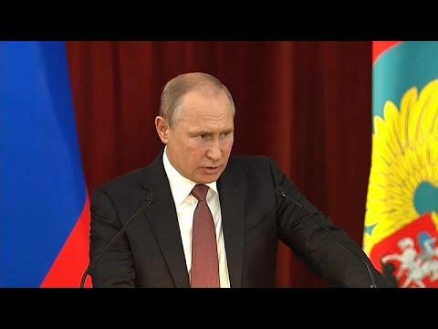 Putin lobt Trump und warnt die Nato vor dem diplomati ...