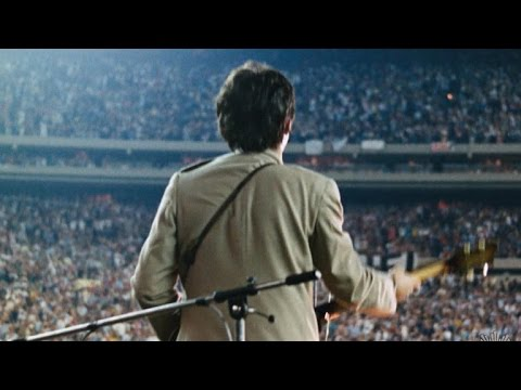 Reliving The Beatles' touring days