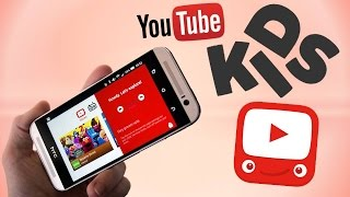 YouTube Kids – video review
