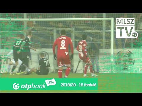 15. forduló: Mezőkövesd - DVTK 0-1 (0-1)