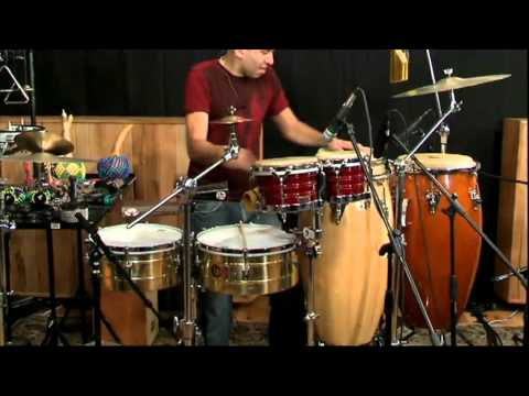 Musicos de Jesus Adrian Romero Ensayando DVD de Roberto Serrano