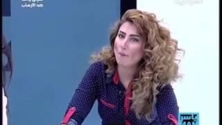 الفنانه اماني علاء -تضرب ياسر سامي في. برنامج ياسرمان