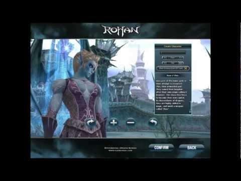 Rohan Online en español 01.: Llegando a un nuevo mundo