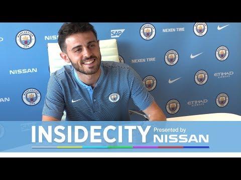 Video: BERNARDO SILVA SPECIAL | Inside City 246